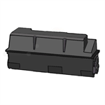 Dataproducts 521824-001 compatible Toner black, 12K pages, 715gr (replaces Kyocera TK-310)