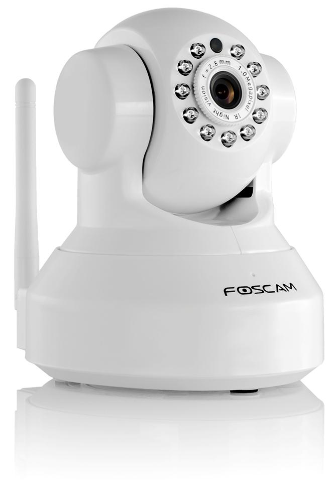 Foscam FI9816P IP security camera Indoor White 1280 x 720pixels
