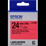 Epson LK-6RBP labelprinter-tape