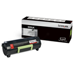 Lexmark 50F0UA0 (502UA) Toner black, 20K pages @ 5% coverage