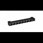 Eaton EFLX8D 8AC outlet(s) Rackmount Black uninterruptible power supply (UPS)