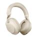 Jabra Evolve2 85, UC Stereo Auriculares Diadema Beige