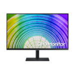 """Samsung S32A600UUU 81.3 cm (32"""") 2560 x 1440 pixels Wide Quad HD LCD Black"""