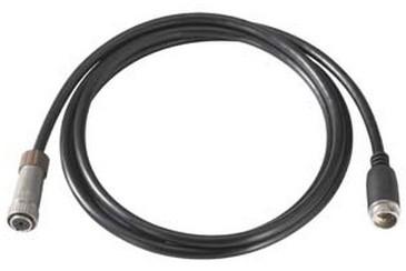 Zebra 25-159549-01 cable de transmisión Negro 2 m