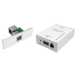 Vision TECHCONNECT V2 MODULE USB-OVER-TWISTED PAIR TRANSMITTER AND RECEIVER SET. Features active circuit wh