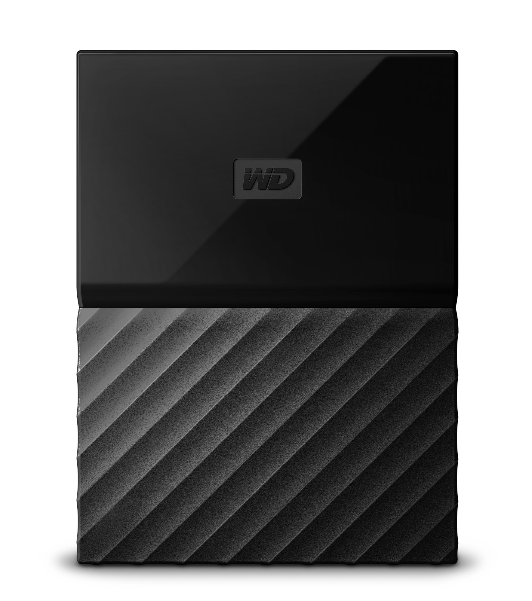 Western Digital My Passport external hard drive 1000 GB Black