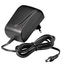 Goobay AC/DC power adapter power adapter/inverter Indoor Black