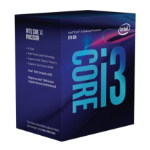 Intel Core i3-8300 processor 3.7 GHz Box 8 MB