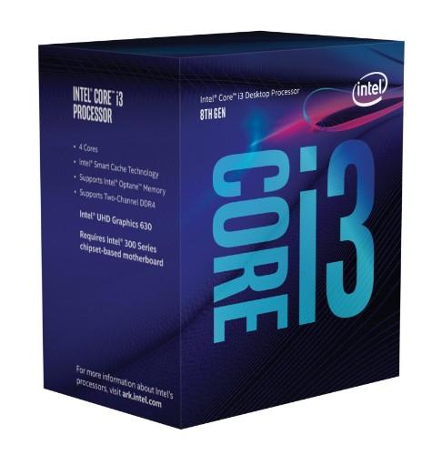 Intel Core i3-8300 processor 3.7 GHz Box 8 MB