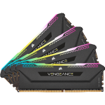 Corsair Vengeance CMH64GX4M4D3600C18 memory module 64 GB 4 x 16 GB DDR4 3600 MHz