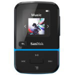 Sandisk Clip Sport Go MP3 player Black,Blue 32 GB