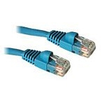 C2G Cat5E 350MHz Snagless Patch Cable Blue 10m cable de red Azul