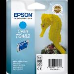 Epson Seahorse T0482 Original Cyan 1 Stück(e)