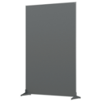 Nobo 1915521 magnetic board Grey