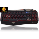 Aerocool Tk25 Thunder X3 Programable Gaming Keyboard With 3 Colour LED Lights