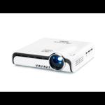 Aiptek PocketCinema A100W 120ANSI lumens DLP WVGA (854x480) White Portable projector