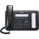 Panasonic KX-NT553X-B IP phone Black LCD