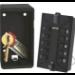 Phoenix KS0002C Black key cabinet/organizer