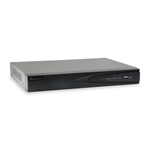 LevelOne NVR-0504 Black network video recorder