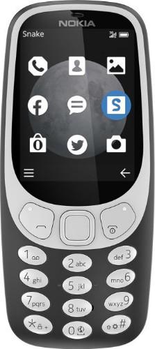 """Nokia 3310 6.1 cm (2.4"""") Grey"""