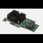 Intel RMS3JC080 RAID controller PCI Express x8 3.0 12 Gbit/s