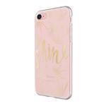 """Incipio IPH-1484-SHN mobile phone case 11.9 cm (4.7"""") Cover Transparent"""