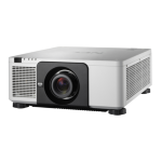 NEC PX1004UL Desktop projector 10000ANSI lumens DLP WUXGA (1920x1200) 3D White data projector