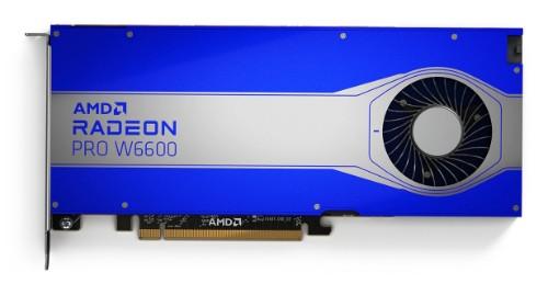 AMD Radeon PRO W6000 Radeon PRO W6600 8 GB GDDR6