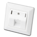 Digitus DN-93811 RJ-45 White socket-outlet