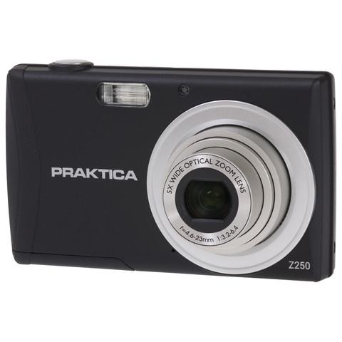 """Praktica Luxmedia Z250 20MP 1/2.3"""" CCD 5152 x 3864pixels Compact camera 20MP 1/2.3"""" CCD 5152 x 3864pixels Black"""