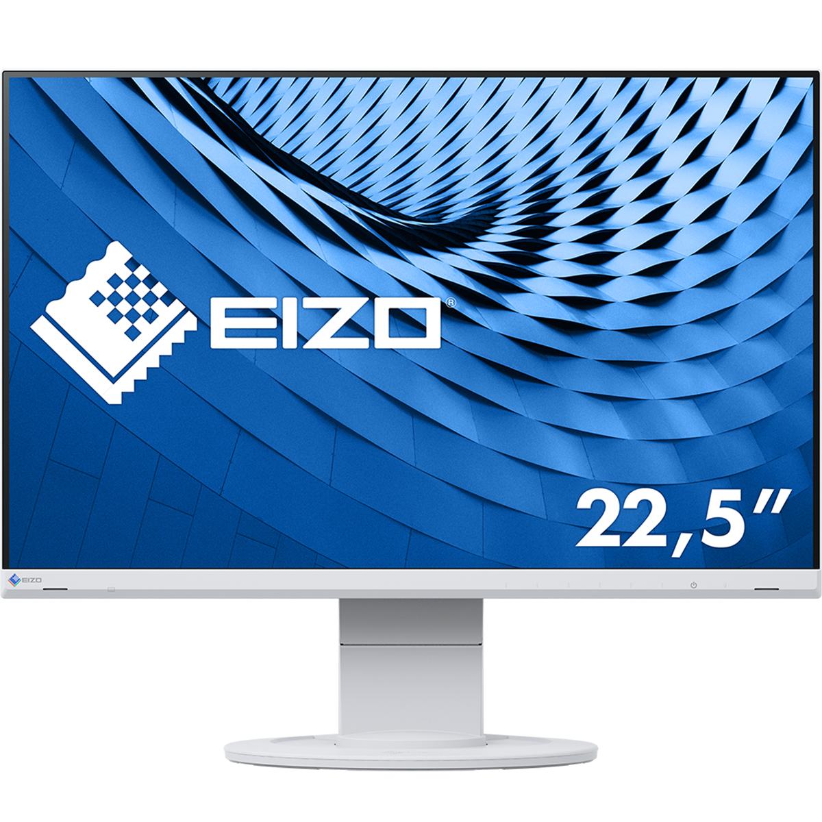 EIZO FlexScan EV2360-WT LED display 57.1 cm (22.5