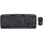 Logitech MK330 keyboard RF Wireless QWERTY Pan Nordic