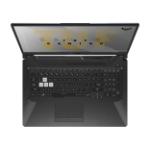 "ASUS TUF Gaming FA706II-AU025T notebook Gray 43.9 cm (17.3"") 1920 x 1080 pixels AMD Ryzen 5 8 GB DDR4-SDRAM 512 GB SSD NVIDIA GeForce GTX 1650 Ti Wi-Fi 5 (802.11ac) Windows 10 Home"