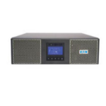 Eaton 9PX3K3UN Double-conversion (Online) 3000VA 4AC outlet(s) Rackmount/Tower Black,Silver uninterruptible power supply (UPS)