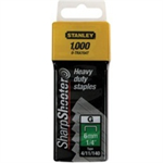 Stanley 8MM STAPLES PK1000 1-TRA705T