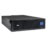 Tripp Lite SU6KRT3UGMB 200–240V 6000VA 6000W On-Line UPS with Bypass PDU, Unity Power Factor, Hardwire In, HW/C19/C13 Out, 3U