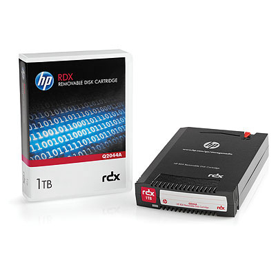 Hewlett Packard Enterprise RDX 1TB 1000 GB
