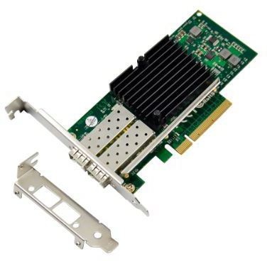 Microconnect MC-PCIE-82599ES networking card Fiber 10000 Mbit/s Internal