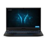 "MEDION ERAZER X15803 Black Notebook 39.6 cm (15.6"") 1920 x 1080 pixels 8th gen Intel® Core™ i7 16 GB DDR4-SDRAM 1256 GB HDD+SSD NVIDIA® GeForce RTX™ 2060 Wi-Fi 5 (802.11ac) Windows 10 Home"