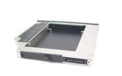 "CoreParts KIT141 drive bay panel 2.5"" Bezel panel Grey"