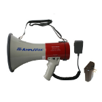AMPLIVOX SOUND SYSTEMS MITY-MEG PLUS 25W MEGAPHONE