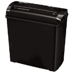 Fellowes Powershred P-25S Strip-Cut Shredder paper shredder Strip shredding 22 cm Black, Grey