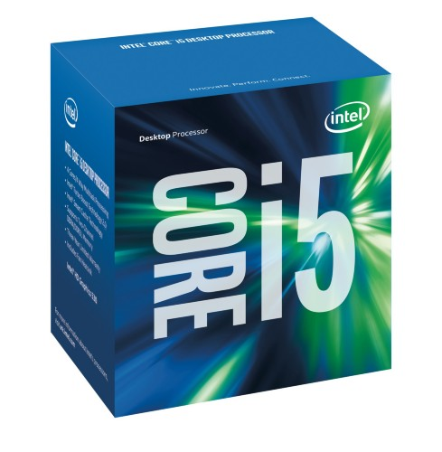 Intel Core ® ™ i5-6400 Processor (6M Cache, up to 3.30 GHz) 2.7GHz 6MB Smart Cache Box