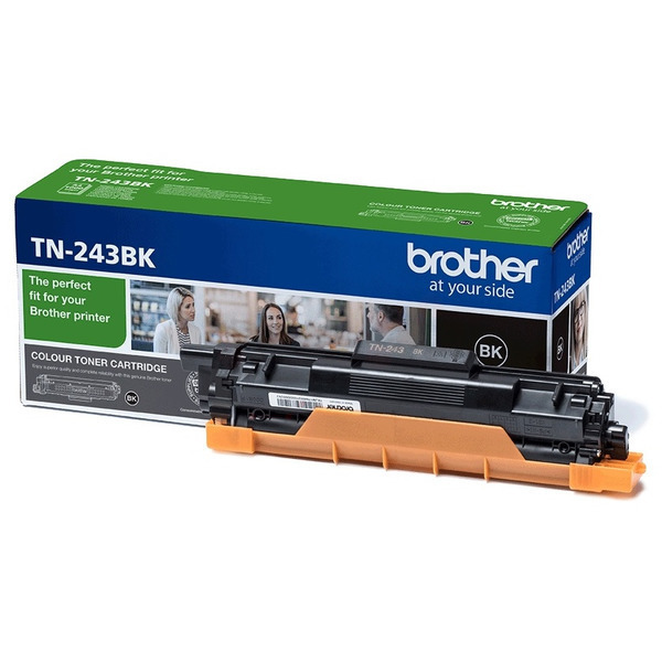 Brother TN-243BK Toner black, 1000 pages