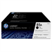 HP CE285AD (85A) Toner black, 1.6K pages, Pack qty 2
