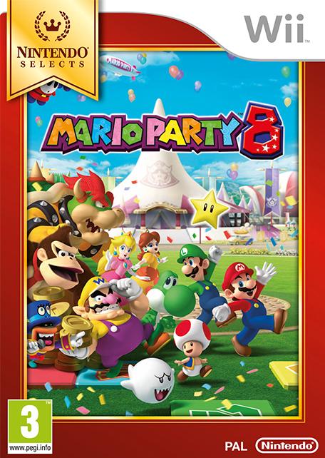 Nintendo Mario Party 8 Selects