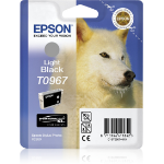 Epson C13T09674010 (T0967) Ink cartridge bright black, 6.21K pages, 11ml