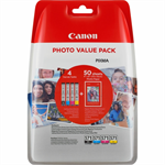 Canon 0386C006 (571) Ink cartridge multi pack, 7ml, Pack qty 4