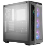 Cooler Master MasterBox MB530P Midi-Tower Black computer case