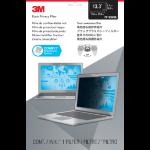 "3M PF133W9B Frameless display privacy filter 33.8 cm (13.3"")"